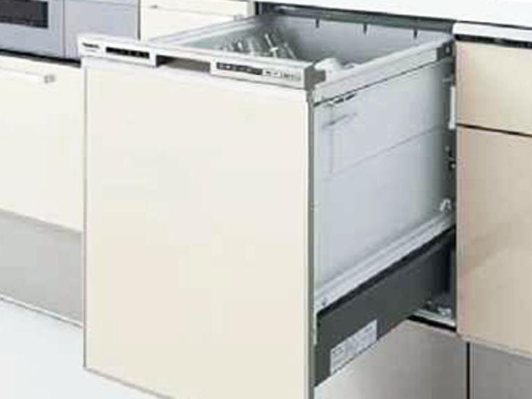 青梅市の一軒家のキッチンの食器洗い乾燥機